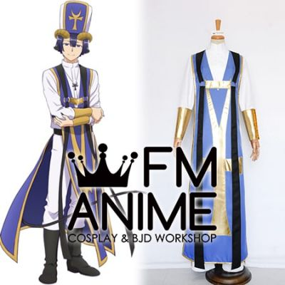 Sleepy Princess in the Demon Castle Demon Cleric Cosplay Costume
