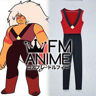 Steven Universe Jasper Cosplay Costume