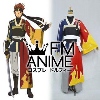 Sword Art Online 2 Klein Ryotaro Tsuboi ALfheim Online ALO Cosplay Costume