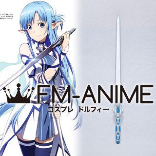 Sword Art Online Asuna Yuuki Alfheim Online ALO Sword Cosplay Weapon Prop
