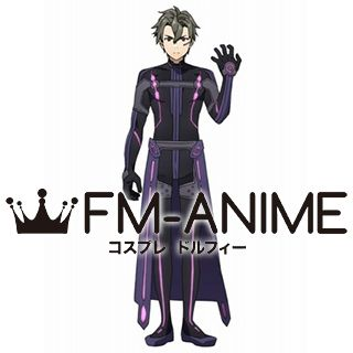 Sword Art Online The Movie: Ordinal Scale Eiji Cosplay Costume