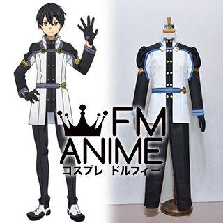 Sword Art Online The Movie: Ordinal Scale Kirito / Kazuto Kirigaya Cosplay Costume