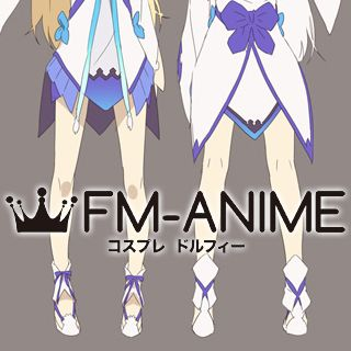 Tales of Asteria Colette Brunel Cosplay Shoes Boots