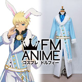 Tales of Asteria / Tales of Vesperia Flynn Scifo Rubbit Cosplay Costume