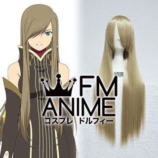 Tales of the Abyss (series) Tear Grants Mystearica Aura Fende Cosplay Wig