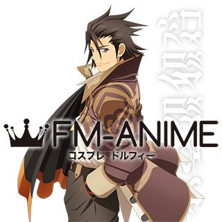 Tales of Xillia (series) Alvin Cosplay Costume