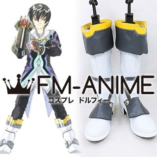 Tales of Xillia (series) Jude Mathis Cosplay Shoes Boots