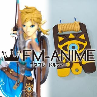 The Legend of Zelda: Breath of the Wild Link Sheikah Slate Cosplay Accessories Porp