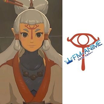 The Legend of Zelda: Breath of the Wild Paya Cosplay Tattoo Stickers