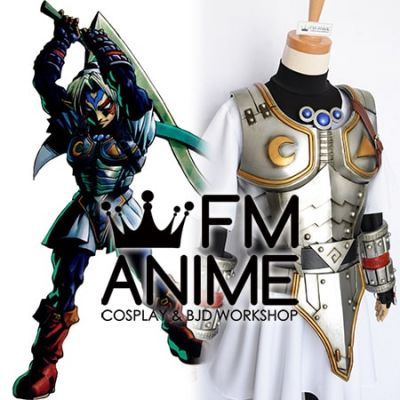 The Legend of Zelda Fierce Deity Link Cosplay Costume Prop Armor Set