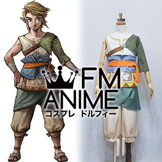 The Legend of Zelda: Twilight Princess Link Ordon Cosplay Costume