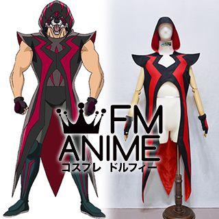 Tiger Mask W Tiger the Dark / Fujii Takuma Cosplay Costume