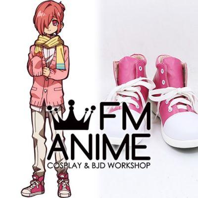 Toilet-Bound Hanako-kun Mitsuba Sousuke Cosplay Shoes Boots