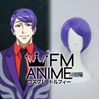 Tokyo Ghoul Shuu Tsukiyama Cosplay Wig