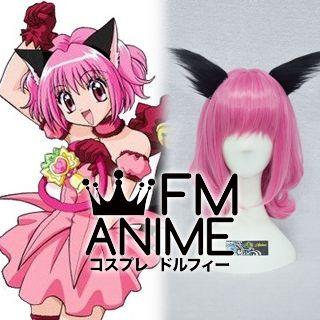 Tokyo Mew Mew Ichigo Momomiya Cosplay Wig
