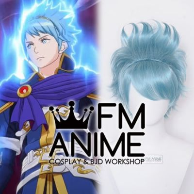 Tokyo Mirage Sessions #FE Itsuki Aoi Marth Form Cosplay Wig