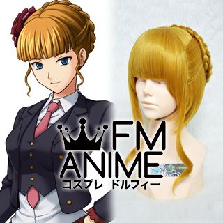 Umineko no Naku Koro ni Beatrice Cosplay Wig