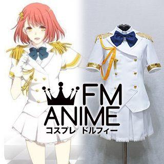Uta no Prince-sama Maji Love 2000% Nanami Haruka Military Uniform Cosplay Costume
