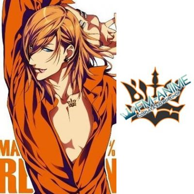 Uta no Prince-sama Ren Jinguji Cosplay Tattoo Stickers