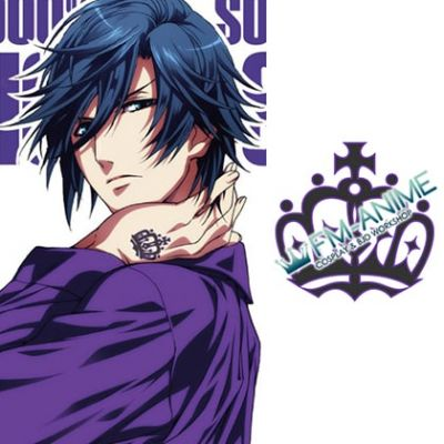 Uta no Prince-sama Tokiya Ichinose Cosplay Tattoo Stickers