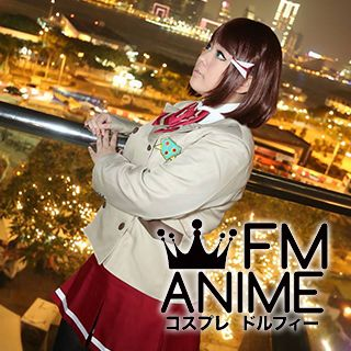 Valvrave the Liberator Shoko Sashinami Uniform Cosplay Costume