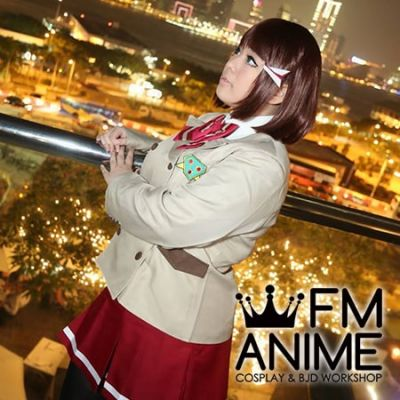 Valvrave the Liberator Shoko Sashinami Uniform Cosplay Costume