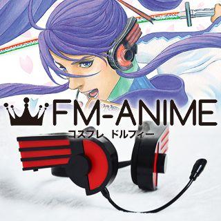 [Display] Vocaloid Gackpoid Headphones Cosplay Accessories Prop with Light