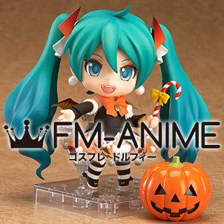 Vocaloid Hatsune Miku Halloween Version Cosplay Costume