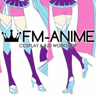 Vocaloid Hatsune Miku Ohedo Julia-Night Cosplay Shoes Boots