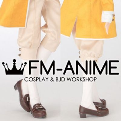 Vocaloid Kagamine Len Allen Avadonia Cosplay Shoes
