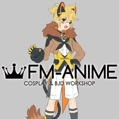 Vocaloid Kagamine Len Magical Mirai 2019 Cosplay Costume Ears