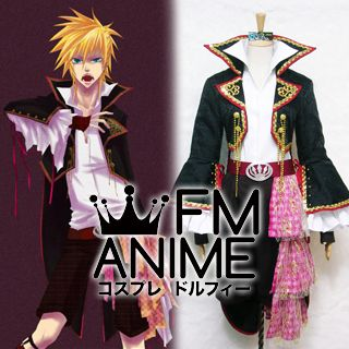 Vocaloid Kagamine Len Sandplay Singing of the Dragon Cosplay Costume