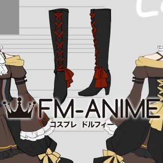 Vocaloid Kagamine Len The Last Supper Cosplay Shoes Boots