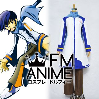 Vocaloid Kaito Format Cosplay Costume