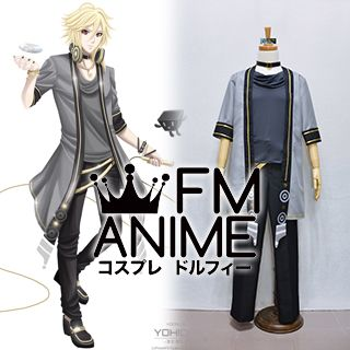 Vocaloid Yohioloid Cosplay Costume