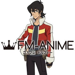 Voltron Keith Cosplay Costume