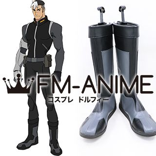 Voltron: Legendary Defender Shiro Cosplay Shoes Boots