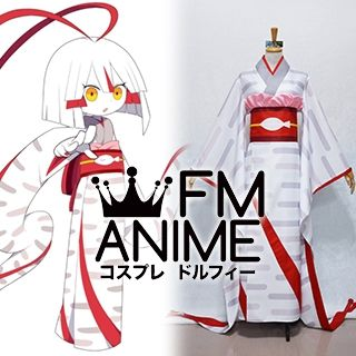 Wadanohara and the Great Blue Sea Tatsumiya Kimono Cosplay Costume