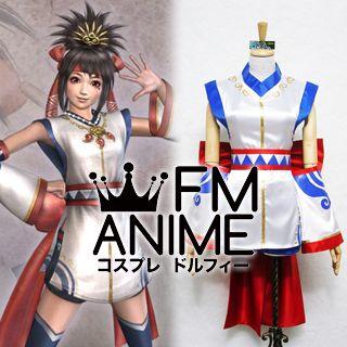 Warriors Orochi 2 Himiko Cosplay Costume