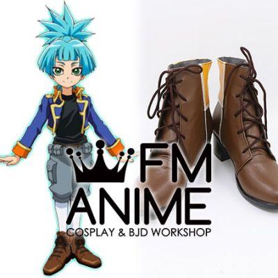 Yu-Gi-Oh! ARC-V Sora Shiunin Cosplay Shoes Boots
