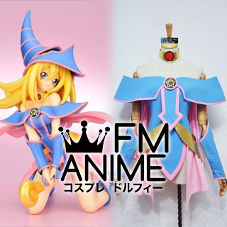 Yu-Gi-Oh! Dark Magician Girl Cosplay Costume