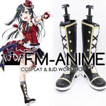 Love Live! All Stars! Setsuna Yuki CHASE! Cosplay Shoes Boots