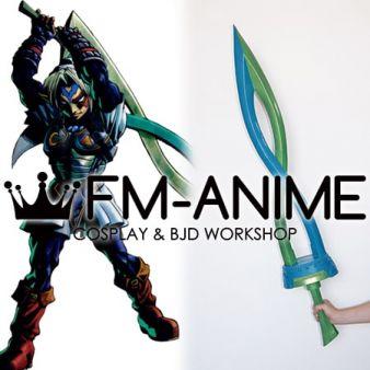 The Legend of Zelda Fierce Deity Link Sword Cosplay Prop