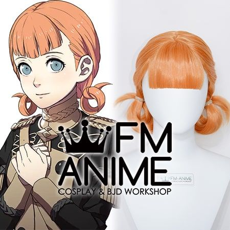 Fire Emblem: Three Houses Annette Fantine Dominic Cosplay Wig