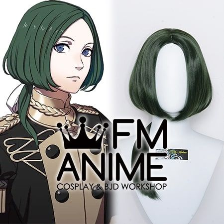 Fire Emblem: Three Houses Linhardt von Hevring Cosplay Wig