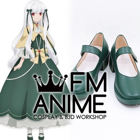 My Next Life as a Villainess: All Routes Lead to Doom! Sophia Ascart Cosplay Shoes