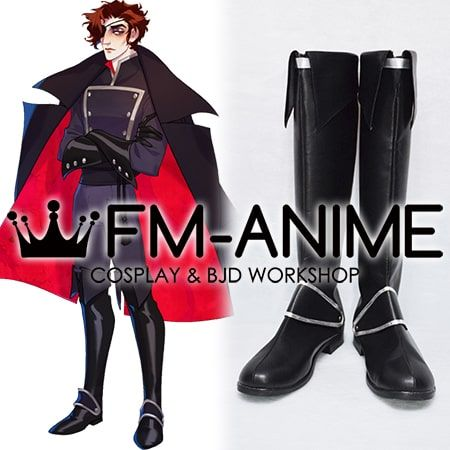 The Arcana Julian Cosplay Shoes Boots