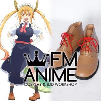 Miss Kobayashi's Dragon Maid Tohru Kobayashi Cosplay Shoes Boots