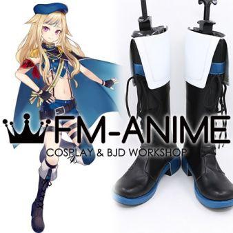 Virtual YouTuber Vtuber HimeHina Suzuki Hina Cosplay Shoes Boots