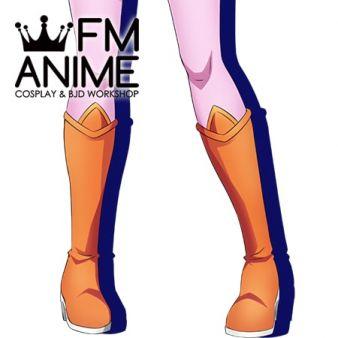 Welcome to Demon School! Iruma-kun Azazel Amelie Azazel Ameri Orange Cosplay Shoes Boots